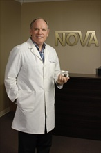 Dr. Pearce, CEO and Founder of Nova