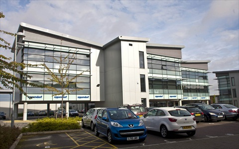 Eppendorf celebrates opening of new UK headquarters