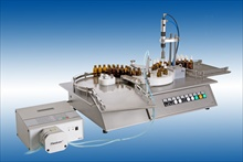 FLEXICON FF30 - NEW AND IMPROVED TABLETOP FILLING AND CAPPING MACHINE