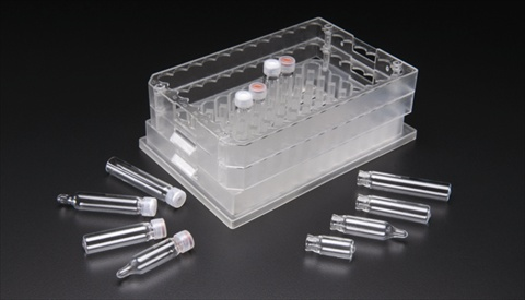 J g finneran introduces snap seal vials and snap top caps for Jg finneran associates