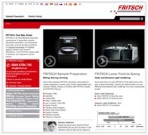 Fritsch website