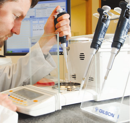 GILSON PIPETMAN® OPEN NEW SERVICE CENTRE OF EXCELLENCE