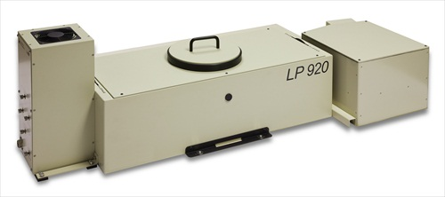 The LP920 flash photolysis spectrometer from Edinburgh Instruments