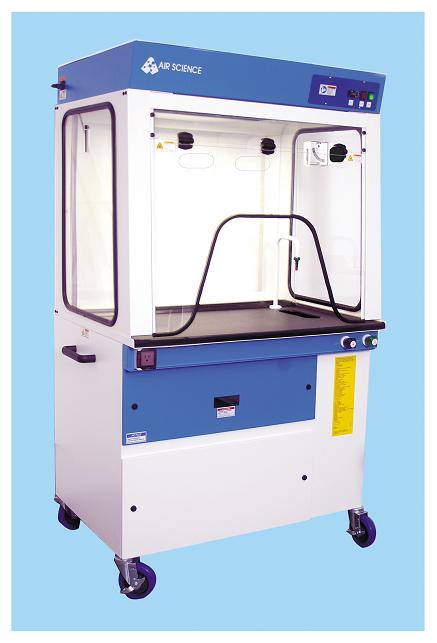 Air Science USA has introduced its NEW Mobile Ductless Fume Hood