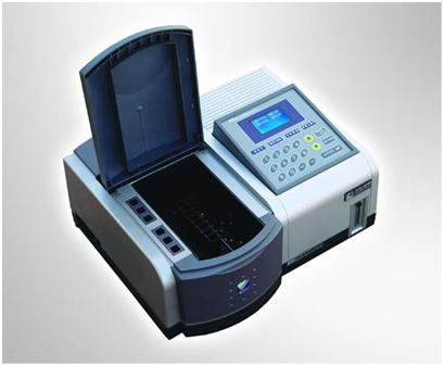 New T60 Spectrophotometer from PG Instruments Ltd