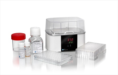 The new RAFT 3D cell culture system