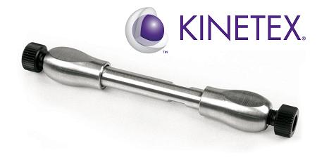 Kinetex core-shell HPLC/UHPLC column