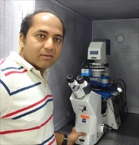 Professor Shivprasad Patil of IISER