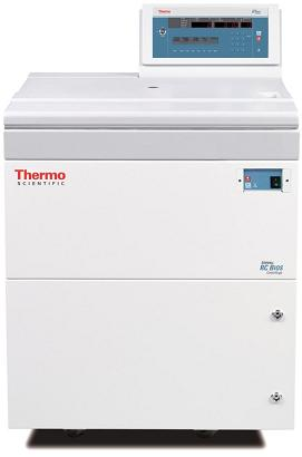 Thermo Scientific Sorvall RC BIOS Ensures Sample Safety and Integrity