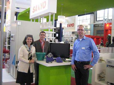 BioCision's innovative CoolProduct range now available from SANYO