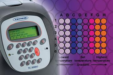 The TC-3000G gradient thermal cycler
