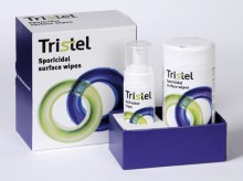 Tristel Sporicidal Surface Wipes