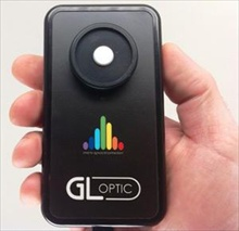 The handheld GL Optic Mini-Spectrometer