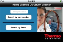 Thermo Scientific Simplifies Gas Chromatography Column Selection