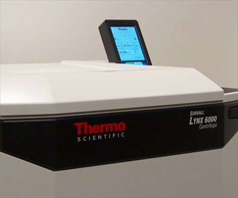 Thermo Scientific Sorvall LYNX Superspeed Centrifuge