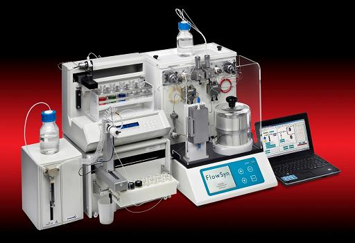 FlowSyn AUTO-LF™ – The automatic choice for Combinatorial Flow Chemistry