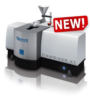 The New CAMSIZER XT – Wide Measurement Range and Variable Dispersion Methods