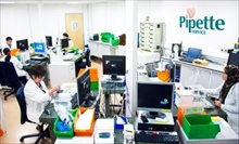Anachem's new Pipette Service Centre