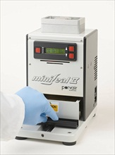 The new MiniSeal Plus heat sealer from Porvair Sciences