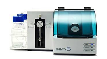 SAW Instruments launch novel sam5 biosensor for addressing membranes, vesicles and cells