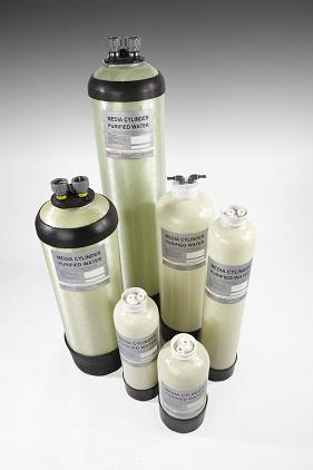 ELGA Process Water's environmentally friendly SDI cylinders