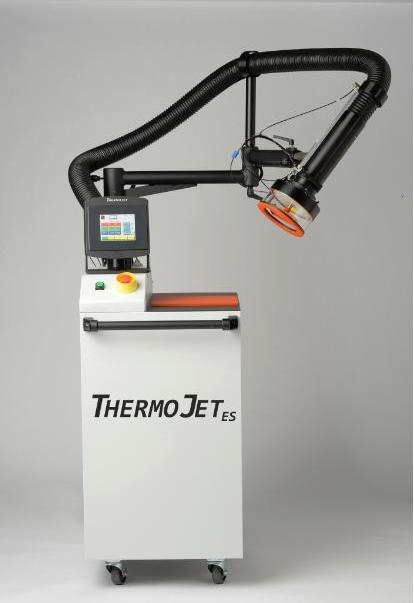 The FTS ThermoJet ES - a new generation temperature control system for precise and reliable device testing and characterization