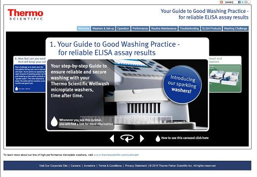 Getting the Most from Your Thermo Scientific Wellwash and Wellwash