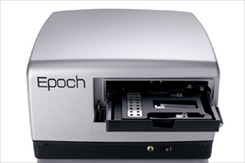 new Epoch™ Micro-Volume Spectrophotometer System