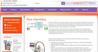 flow chemistry website