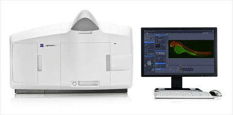 Lightsheet Z.1 Light Sheet Microscope System