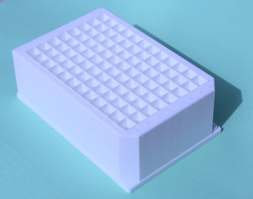 new microplate for genomics sample preparation