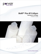 The Porvair Filtration  Biofil Plus