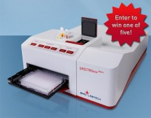 BMG LABTECH to showcase the SPECTROstar Nano
