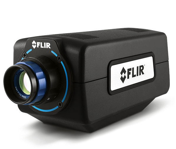 Thermal Glazing Systems : Flir camera enables high temperature thermal imaging