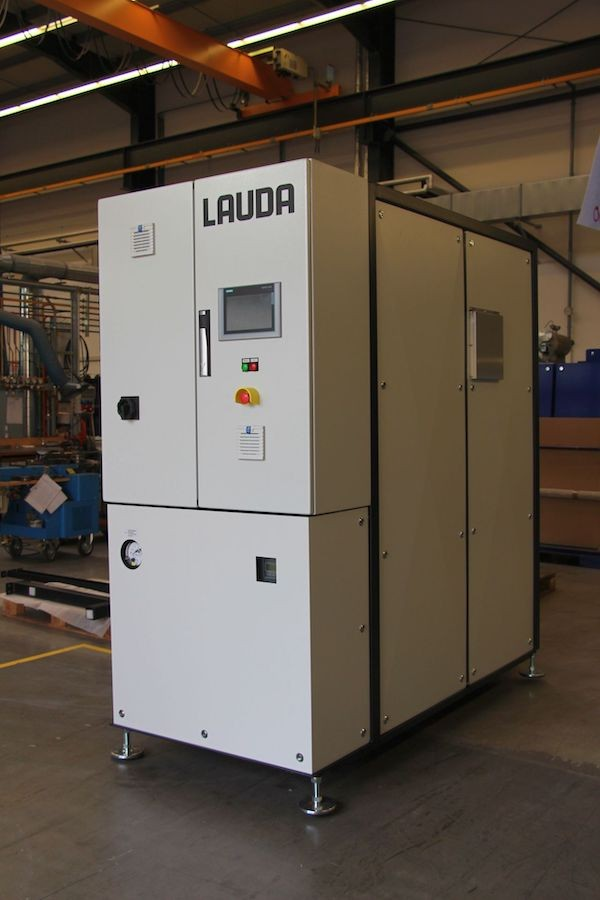 LAUDA Heating and Cooling Systems