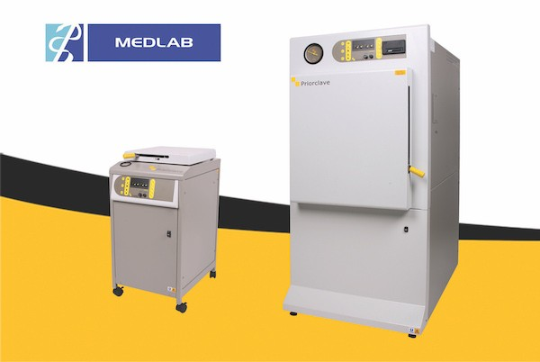 Latest Autoclave Advances at Medlab 2019