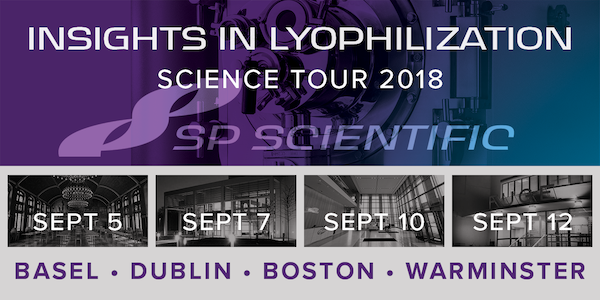 Lyophilization Science Tour
