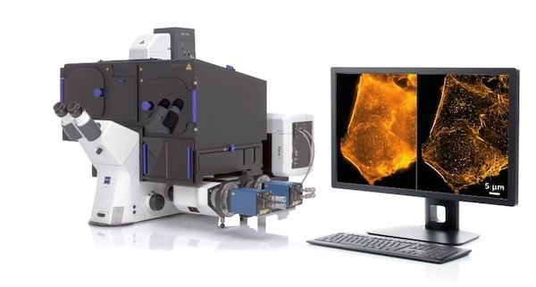 ZEISS Elyra 7 with Lattice SIM Introduced